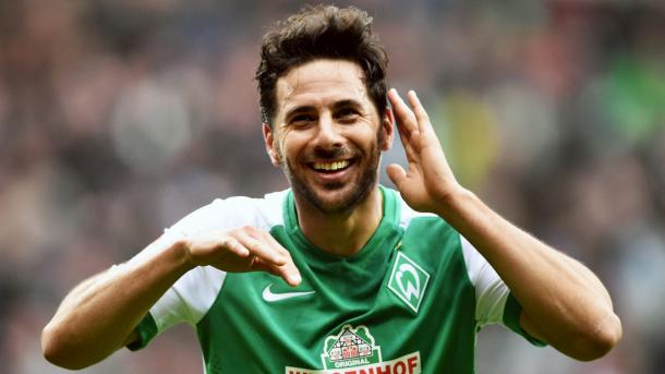 Claudio Pizarro - the main man once more. | Photo: Fox Sports