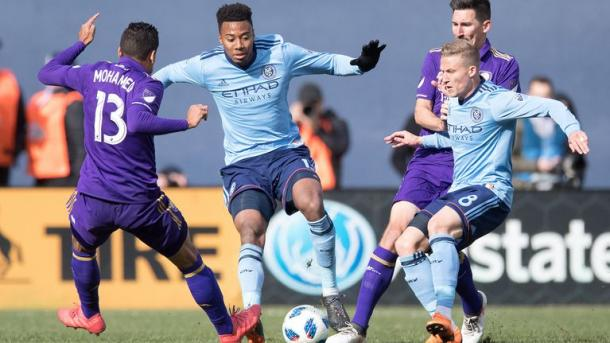 NYCFC managed a solid win over Orlando | Source: Vincent Carchietta-USA TODAY Sports