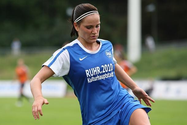 Irini Ioannidou is one of Essen's most valuable players. (Photo: Framba.de)