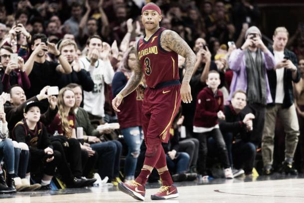 Thomas es el principal refuerzo de los Lakers en lo que llevamos de temporada (nba.com)