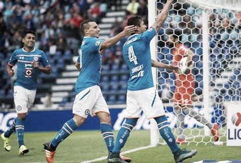 Gol del 'Catita' contra Dorados Foto | Fuente: laficion.com