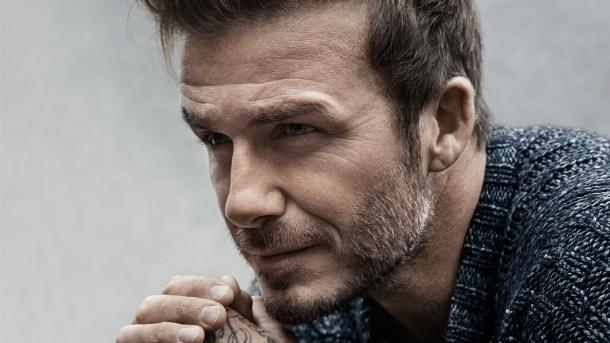 Beckham has been renown over the years for his different hairstyles (Photo: Getty Images)