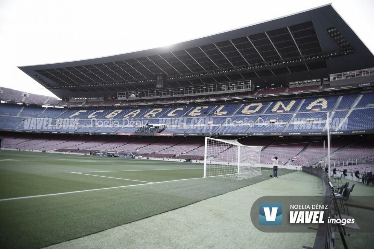Camp Nou, estadio del Barcelona | Foto: Noelia Déniz - VAVEL