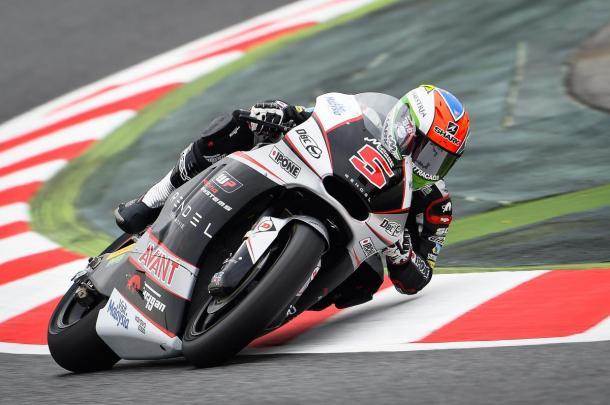 Ajo Motorsport rider Johann Zarco - www.motogp.com