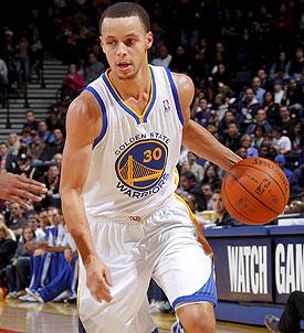 Curry en sus inicios | Fuente: NBA.com