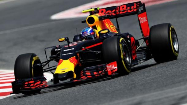 Verstappen en Cataluña I Foto: Getty Images