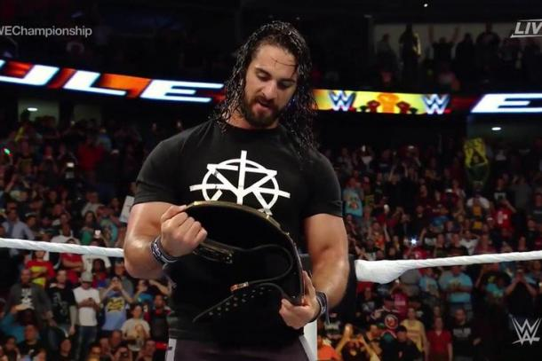 Will Rollins regain his title? Photo- Twitter.com
