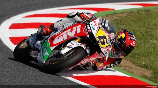 Stefan Bradl has previously raced a Honda for LCR Honda in the MotoGP in 2014 - www.motogp.com