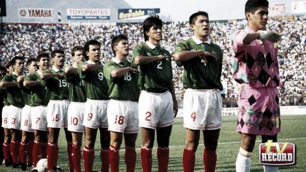 Selección Mexicana | Foto: Récord Tv