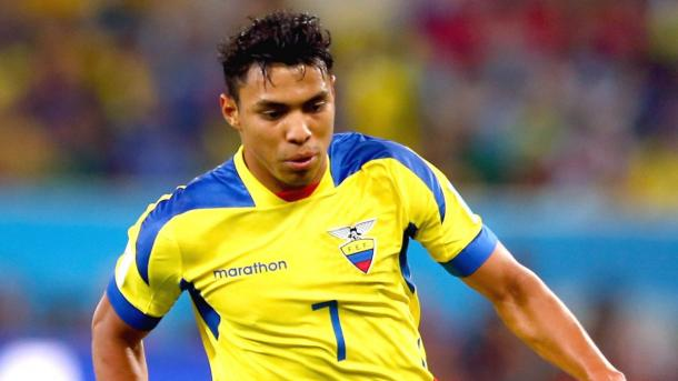 Montero rose to prominence in 2014 with Ecuador. | Photo: Fox Sports