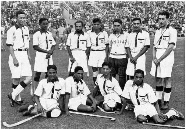 Selección de India 1936 Ph: Wikipedia.org