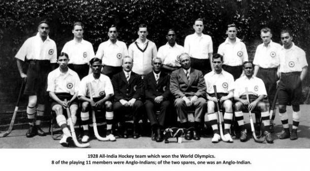 Selección de India 1928 Ph: theindu.com