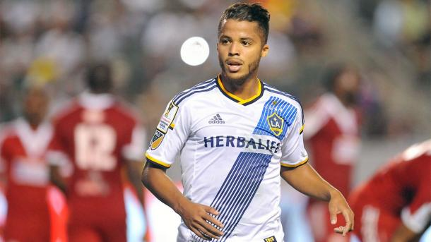 This Sunday's clash against the Portland Timbers might mark the return of Giovani dos Santos for the LA Galaxy. Photo provided by Getty Images.