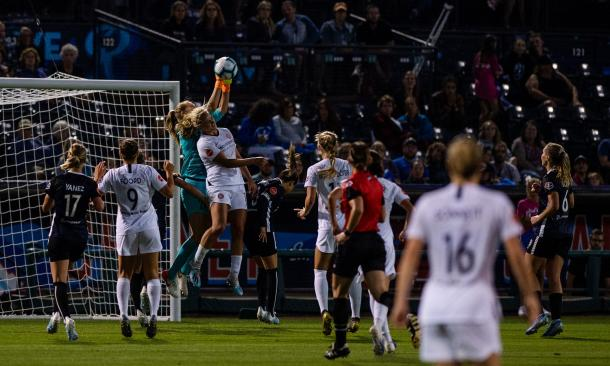 Reign FC have one of the strongest backlines in the NWSL | Source: reignfc.com