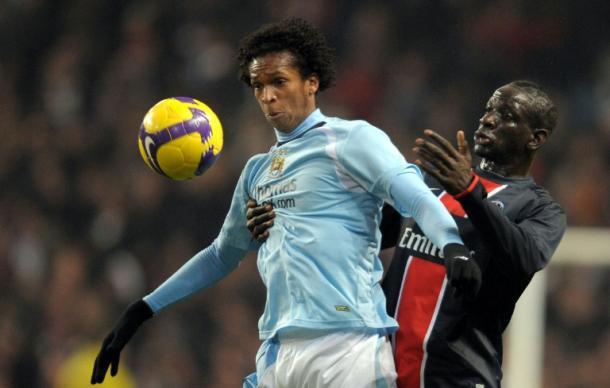 Jò e Sakho, nel giorno dell'unico precedente tra le due squadre. Fonte: AFP.