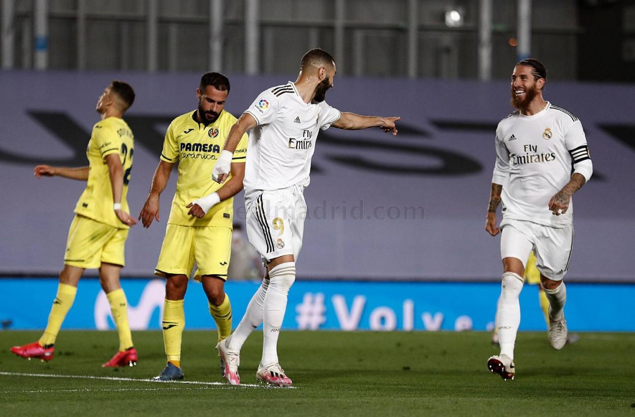 Sergio Ramos, lesionado, no viajará a La Cerámica | Fuente: www.realmadrid.com
