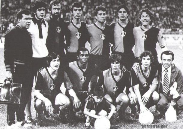 'Los Amigos del Balón'. / Fuente: Atlas FC