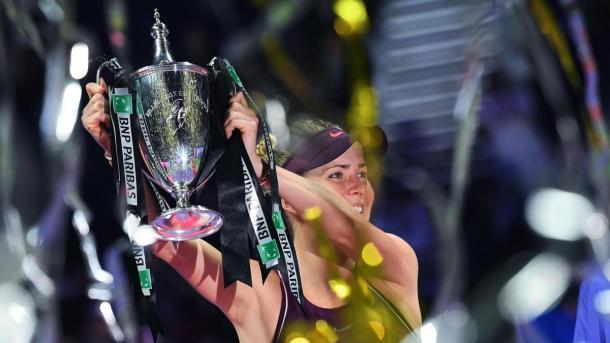 WTA Finals | Foto: zimbio
