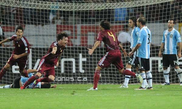 Menotti duro contra la Selección:
