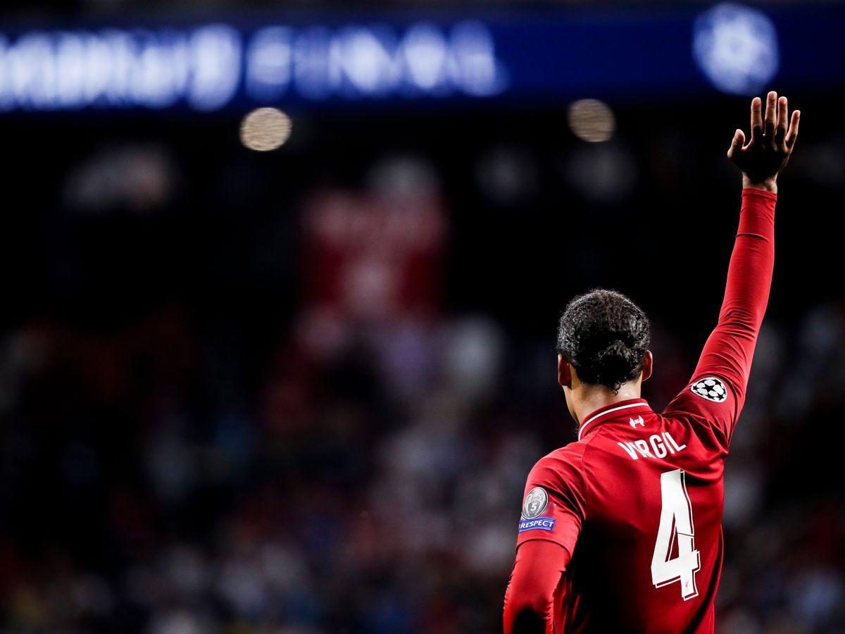 Qué barato terminó saliendo Van Dijk después de todo / FOTO: Liverpool FC