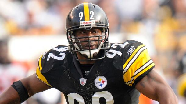 James Harrison will go down as one the best pass rushers the Steelers have ever had | Source: nfl.com