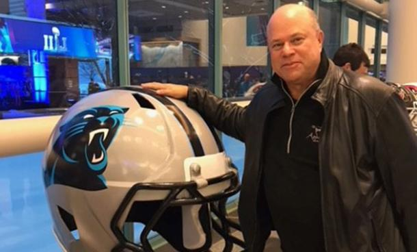 It's official: David Tepper named new owner of Carolina Panthers