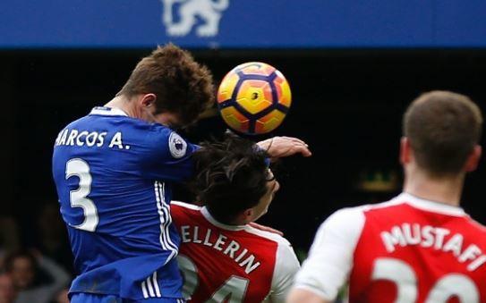 il gol di Alonso. @Skysport.com