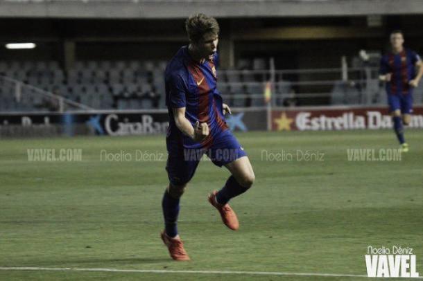 Marc Cardona, una baja significativa para el Barça B   Noelia Deniz - VAVEL