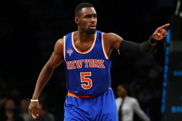 Dalla prossima stagione Tim Hardaway Jr. rivestirà la maglia dei New York Knicks. Fonte Immagine: The Ringer