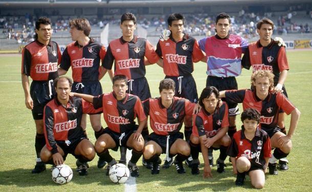 Once regular de Marcelo Bielsa en su etapa final con el Atlas. / Fuente: Atlas FC