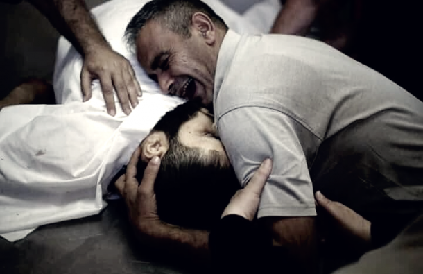 En la víspera al Nakba, Palestina vivió un baño de sangre | FOTO: @descifralaguerra