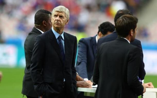 Arsene Wenger working for beIN | Photo: Telegraph