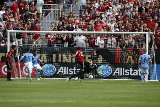 Almirón anotó un doblete (Imagen: usatoday.com)
