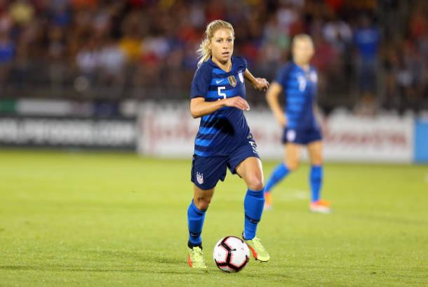 McCall Zerboni can feel a little aggrieved at being left out of the roster | Source: lastwordonsoccer.com
