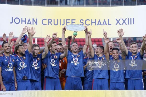 Feyenoord , campeón de la Supercopa de Holanda | Foto: Getty Images