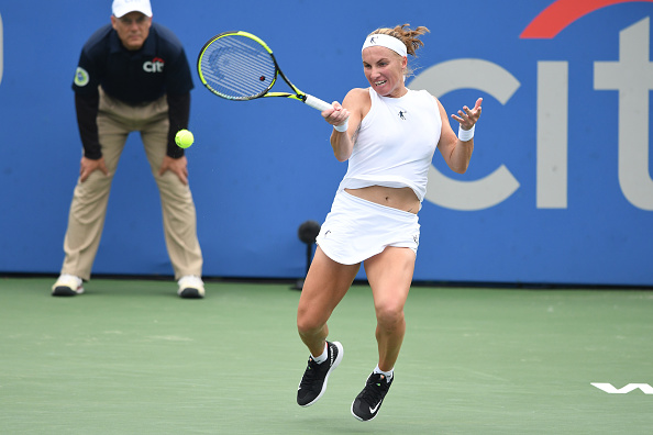 Svetlana Kuznetsova will be proud of her comeback | Photo: Mitchell Layton/Getty Images Sport