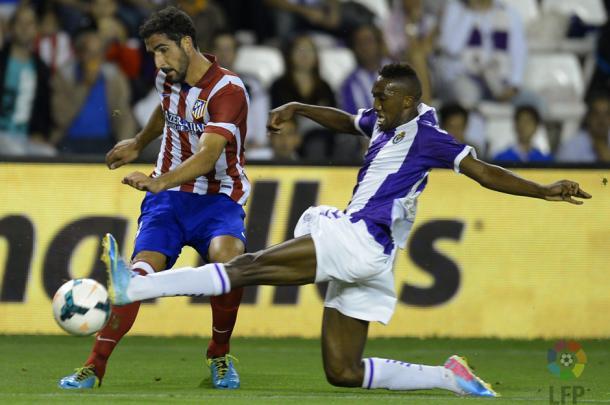 Partido entre el Real Valladolid y Atlético de Madrid | Real Valladolid