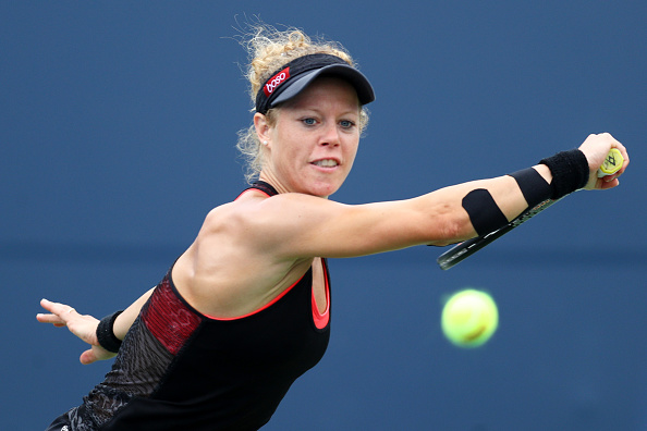 Siegemund fell short in what was her first hard court match of 2018 (Getty Images/Maddie Meyer)