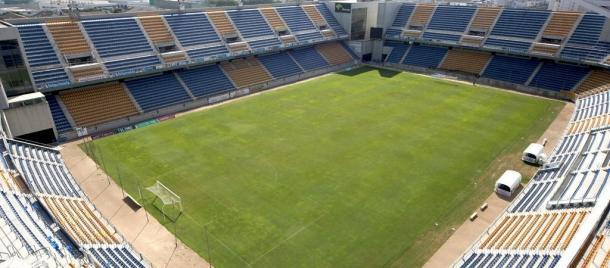 Estadio Ramón de Carranza, donde el Cádiz juega sus partidos como local.   Foto: Cádiz CF