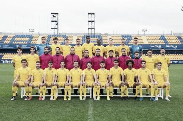 Plantilla de la AD Alcorcón B en la temporada 2019-2020. Fuente: AD Alcorcón.