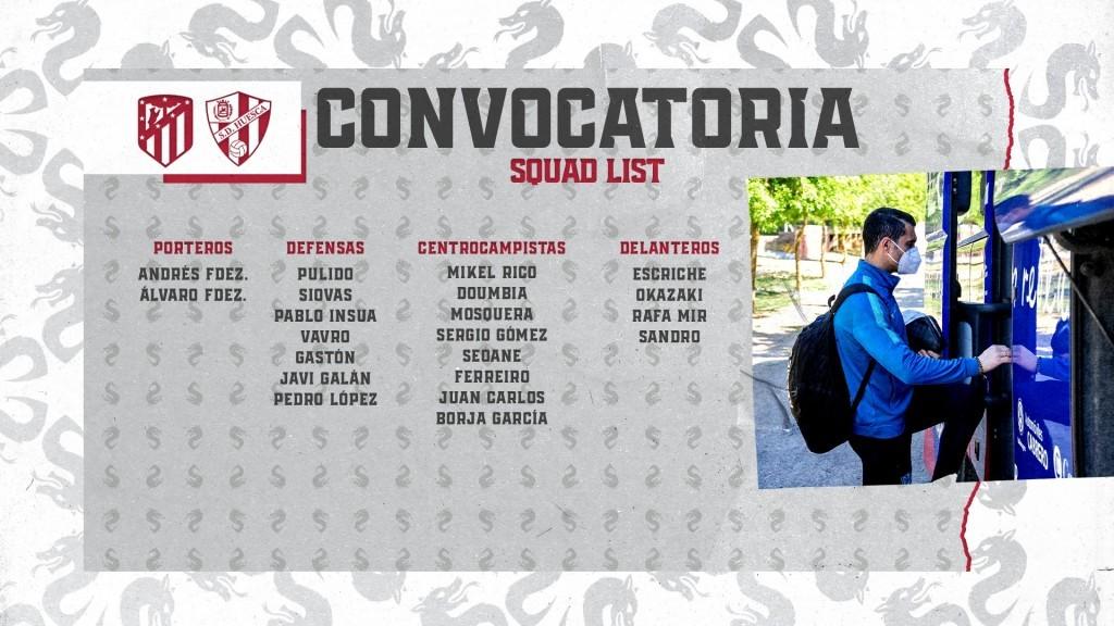 Twitter: SD Huesca oficial