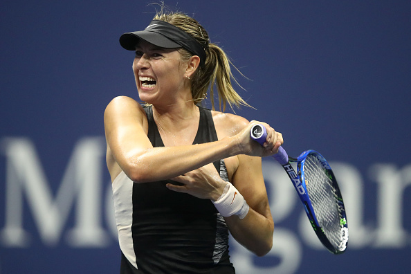 Maria Sharapova got off to a great start but failed to keep it up | Photo: Julian Finney/Getty Images North America