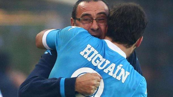 It's unlikely the pair will share another moment like this | Photo: forzaitalianfootball.com