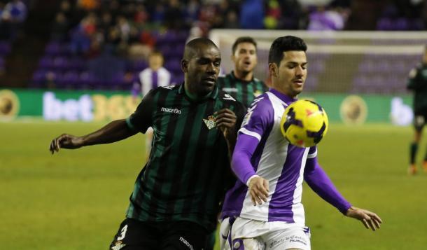 Último encuentro en Primera entre Valladolid y Betis | Real Valladolid