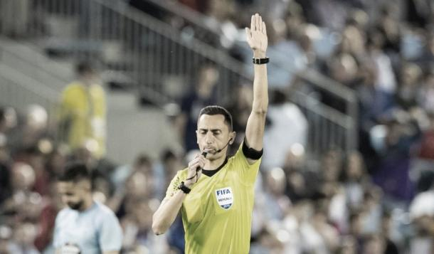 Sánchez Martínez será la máxima autoridad en la final de la Supercopa de España   Foto: RFEF
