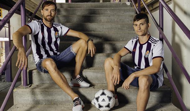 Primera equipación   Real Valladolid
