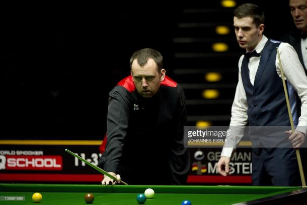 Selby leads Williams 14-12 in head-to-heads (photo: Getty Images)