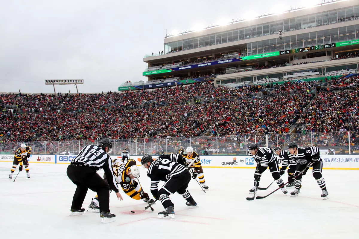 Winter Classic 2019 | Foto: NHL.com