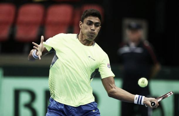 Foto: Copa Davis/Reprodução
