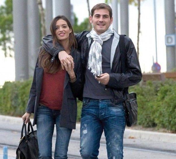 Sara e Iker não têm tido a vida facilitada na Invicta (Foto: Pinterest)
